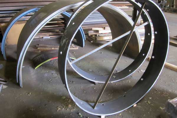 Wear Resistant Steel Forming Services